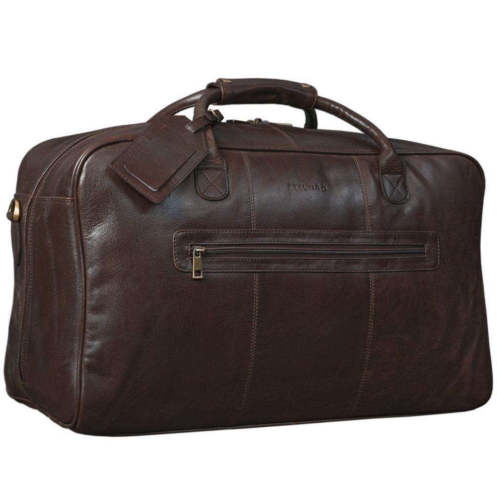 Groß wie ein Koffer und leicht zu transportieren